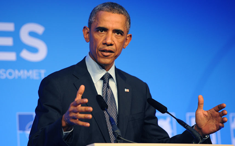 Tổng thống Mỹ Barack Obama ( Ảnh: