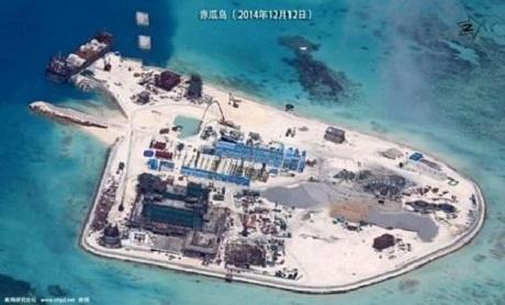 Philippines: Tăng ngân sách quốc phòng, Trung Quốc sẽ tăng cải tạo Biển Đông