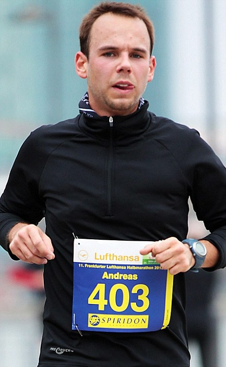 Hình ảnh của viên cơ phó Andreas Lubitz. (Ảnh: