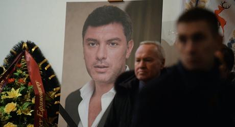 Nga tìm ra chủ mưu giết hại cựu Phó Thủ tướng Nemtsov. (Ảnh: