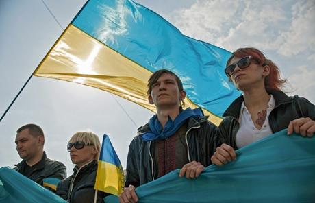 Đa số dân Ukraine tin rằng Crimea đã mãi thuộc về Nga.(Ảnh: