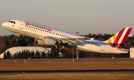 Một phi cơ Airbus A320 của Germanwings. (Ảnh: