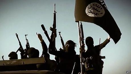 IS công khai thông tin, kêu gọi giết hại 100 lính Mỹ. (Ảnh:
