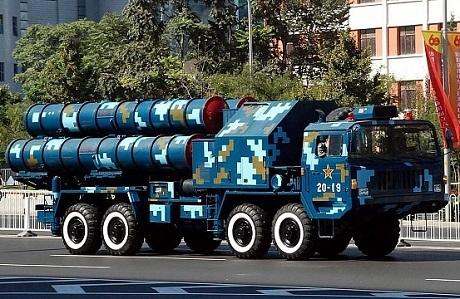 Tên lửa Trung Quốc (Ảnh: