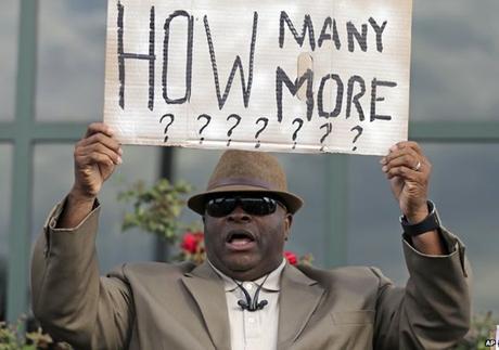 Người biểu tình tại Nam Carolina. (Ảnh: