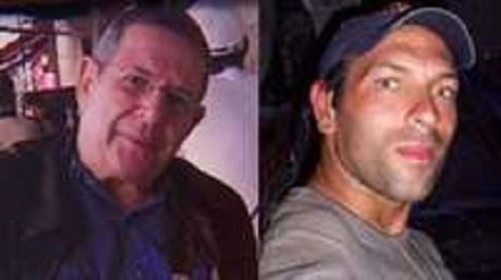 Hai con tin Warren Weinstein (người Mỹ) và Giovanni Lo Porto (người Ý). (Ảnh: