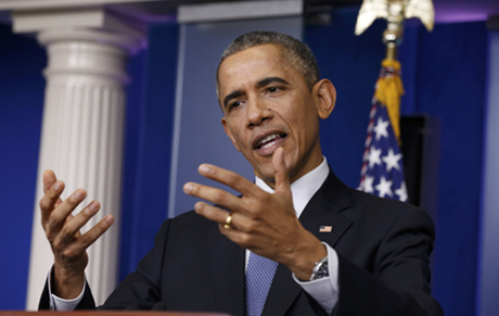 Tổng thống Mỹ Barrack Obama cam kết sẽ sớm đưa Cuba ra khỏi danh sách bảo trợ khủng bố. (Ảnh: