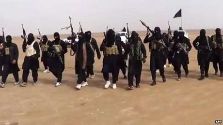 Nhiều thanh niên Mỹ đã trốn đến Trung Đông gia nhập nhóm phiến quân IS. (Ảnh: