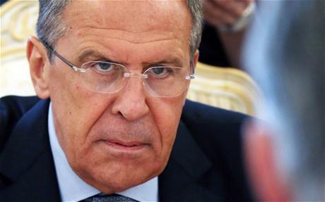Ngoại trưởng Nga Sergei Lavrov. (Ảnh: