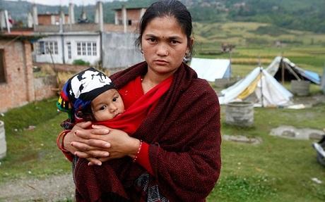 Nguy cơ gia tăng nạn buôn người gia sau thảm họa động đất Nepal
