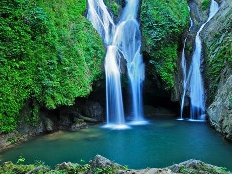 Những thác nước ...