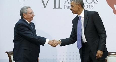 Quan hệ Mỹ - Cuba đang ấm dần lên. (Ảnh: