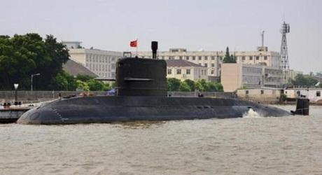 Tàu ngầm tấn công lớp Nguyên Type 039A của Hải quân Trung Quốc. (Ảnh: