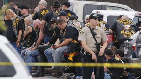 Cảnh sát Waco hiện đang điều tra vụ việc. (Ảnh:
