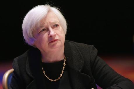 4. Chủ tịch Cục Dự trữ Liên bang Mỹ Janet Yellen.