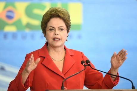 7. Tổng thống Brazil Dilma Rousseff