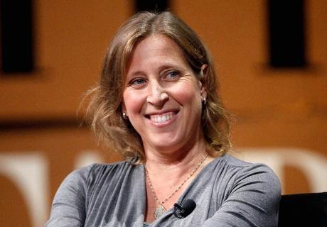 9. Bà Susan Wojcicki, Giám đốc điều hành Youtube.
