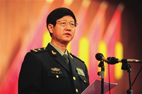 Thiếu tướng Châu Minh Qúy. (Ảnh: