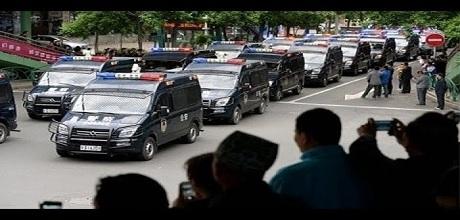 Trung Quốc triệt phá 181 băng đảng khủng bố ở Tân Cương