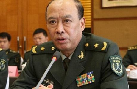 Thiếu tướng Phó Di. (Ảnh: