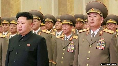 Tình báo Hàn Quốc bị soi vì tung tin Triều Tiên xử tử Bộ trưởng quốc phòng