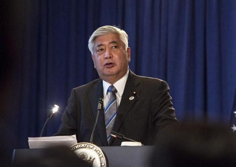 Bộ trưởng Quốc phòng Nh