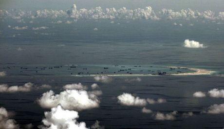 Các nước Đông Nam Á tăng cường hải quân trong bối cảnh Biển Đông đang dậy sóng. (Ảnh: