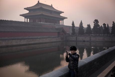 Trung Quốc sẽ dời chính quyền Bắc Kinh ra khỏi thủ đô Bắc Kinh. (Ảnh: