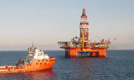 Giàn khoan Hải Dương-981 của Trung Quốc. (Ảnh: