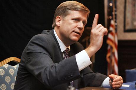 Đại sứ Mỹ tại NgaMichael McFaul. (Ảnh: