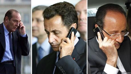 Pháp họp khẩn cấp sau khi có tin Mỹ do thám 3 Tổng thống. (Ảnh: