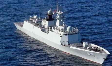 Tàu chiến của Trung Quốc có giá bao nhiêu?
