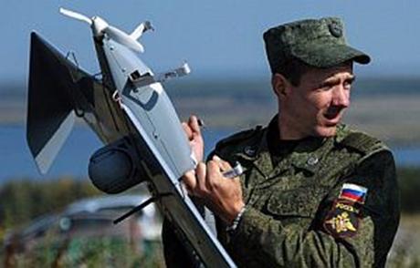 Nga phát triển máy bay không người lái hoạt động liên tục trong hơn 40 giờ. (Ảnh: