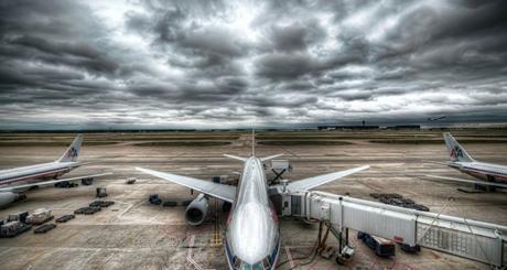 Công ty Thales đề ra ý tưởng tự động hóa các quầy giao dịch tại sân bay. (Ảnh: