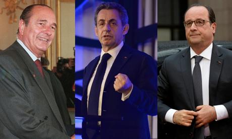 Wiki Leak tố Mỹ nghe lén 3 vị Tổng thống Pháp. (Ảnh: