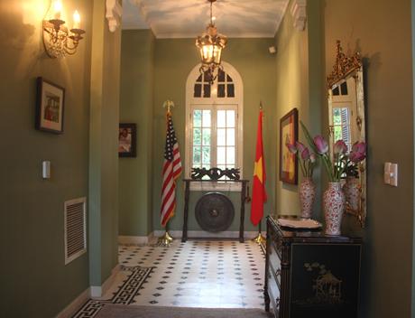 Việt-Mỹ đã có nhiều bước tiến trong 20 năm sau khi bình thường hóa quan hệ. (Ảnh: