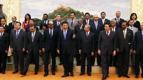 Chủ tịch Trung Quốc Tập Cận Bình (