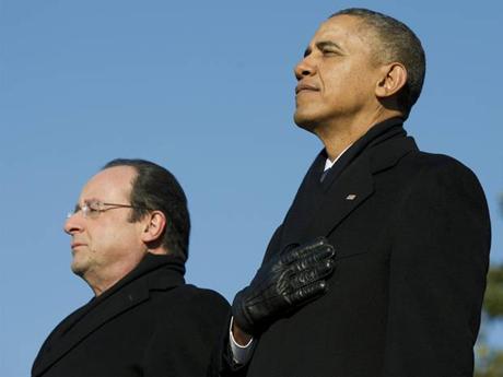 Tổng thống Mỹ Barack Obama (