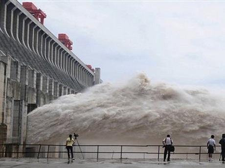Đập Tam Hiệp là đập lớn nhất thế giới. (Ảnh: