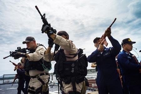 Quân đội Mỹ và Phillippines tập trận (Ảnh: