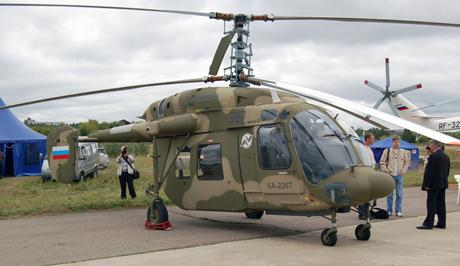 Nhiều khả năng Kamov Ka-226 sẽ là mẫu trực thăng do Nga, Ấn hợp tác sản xuất. (Ảnh: