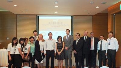 Khai trương Trung tâm Giáo dục và Đào tạo Hoa Kỳ tại Việt Nam
