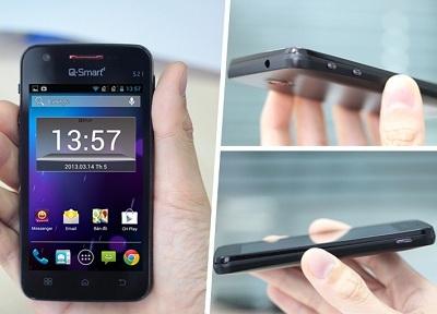 Q-Smart S16 & S21: Khởi Đầu Xu Hướng Android 4.1 Jelly Bean