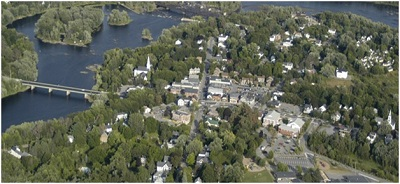 Orono, Maine.