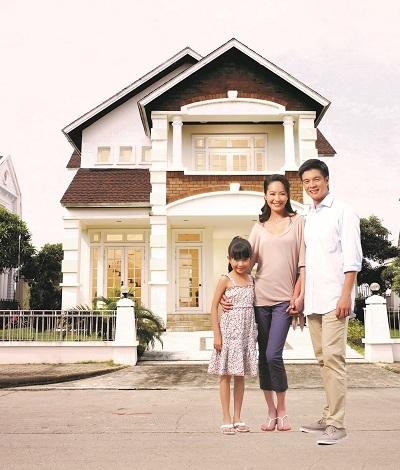 Với người Việt Nam, ngôi nhà vừa là điểm khởi đầu vừa là tương lai.