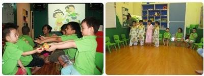 Lớp học kỹ năng sống bổ ích cho trẻ từ 4 tuổi -10 tuổi