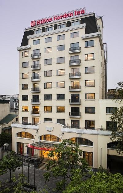 Hilton Garden Inn - Khách sạn không khói thuốc đầu tiên tại Hà Nội