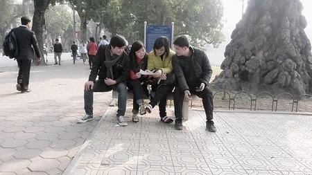 Học tiếng Anh trên đường phố