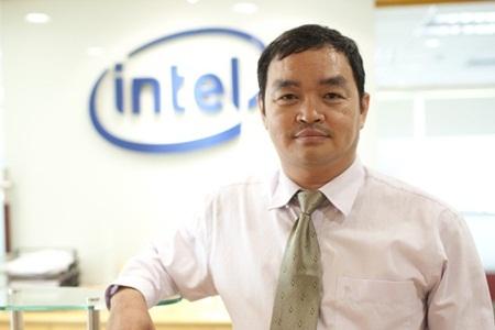 Ông Mai Sean Cang – Tổng Giám đốc Intel Việt Nam