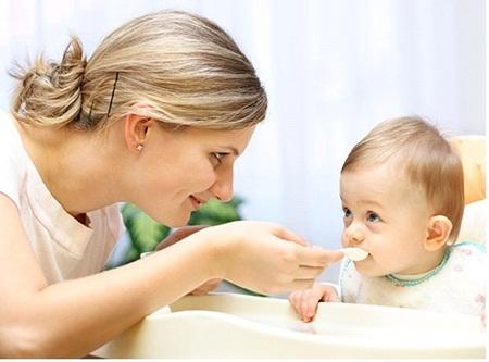 Ăn uống khoa học giúp bé ăn uống tốt hơn